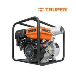 Motobomba Truper 4 pulg Profesional 9 HP