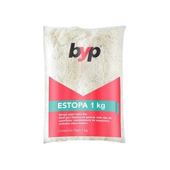 Estopa Blanca marca Byp EST01 1 kg