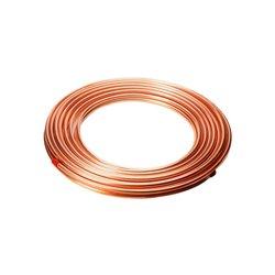 Tubo de Cobre Flexible tipo L 3/8 pulg 1 m