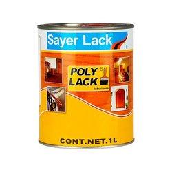 Barniz Poliuretano Brillante Polylack 1 Lt