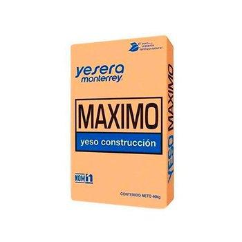 Yeso Máximo Blanco 40 kg