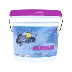 Ph + Alkalin 5 kg Spin Químico Alberca