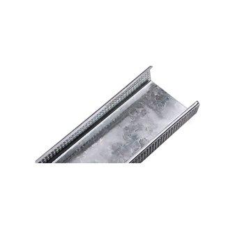 Poste Metálico Cal 26 4.10 cm x 3.05 ml