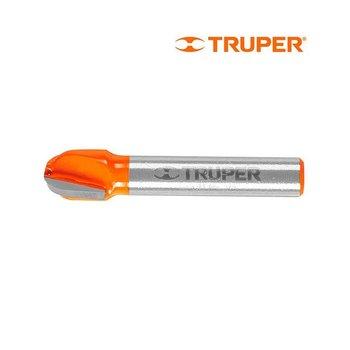 Broca Router Media Caña 3/8 pulg Truper