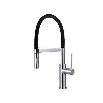 Mezcladora Kele Cuello Flexible Negro KSS1215-BL