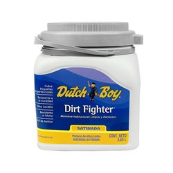 Pintura Acrílica Satinada Dirt Fighter Blanco Gal