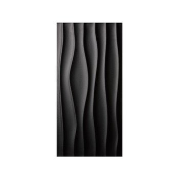 Azulejo Daltile 30 x 60 cm Black Sublime Waves GSU9W