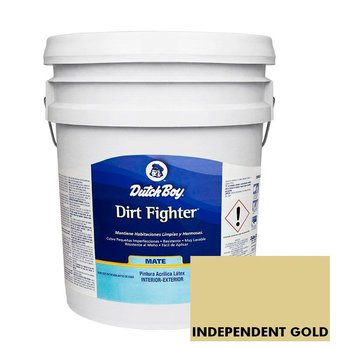 Pintura Acrílica Dirt Fighter Pastel Independent Gold SW6401.F
