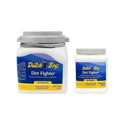 Paquete 1 Galón Pintura Dirt Fighter Satinada Blanco + 1 Litro