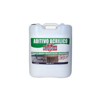 Adhesivo Adherente Aditivo Acrílico Hidrolock 19 l
