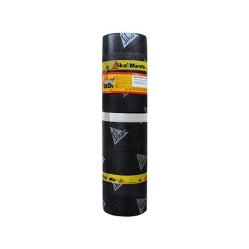 Impermeabilizante Prefabricado Sika Manto 4.0 mm