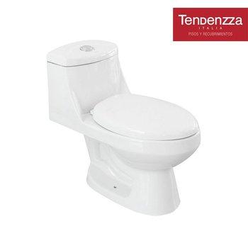 Sanitario una Pieza Génova marca Tendenzza Blanco