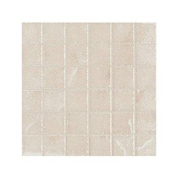 Mosaico Ceramico 5 x 5 cm Blanco Gold Rush 2.2 m2