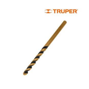 Broca Metal Truper ¼ x 4 pulg