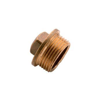 Tapón Cobre Macho Soldable 19 mm ¾