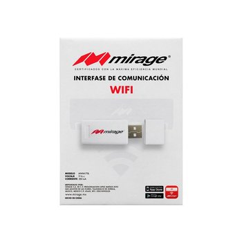 Interfase de Comunicación Mirage Wifi