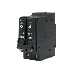Pastilla Interruptor Termomagnético Volteck 2 Polos 15 amp