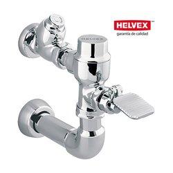 Fluxómetro Mingitorio Helvex Pedal Expuesto 310-19-0.5