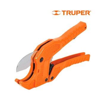 Cortador Tubo Truper PVC 1 5/8 pulg