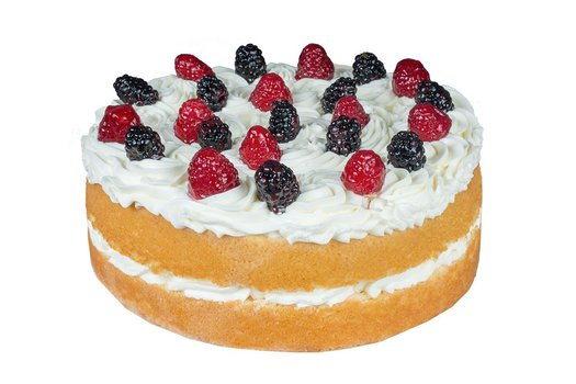 Berry Special Tres Leches