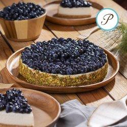 Pay Blueberrys con Pistache