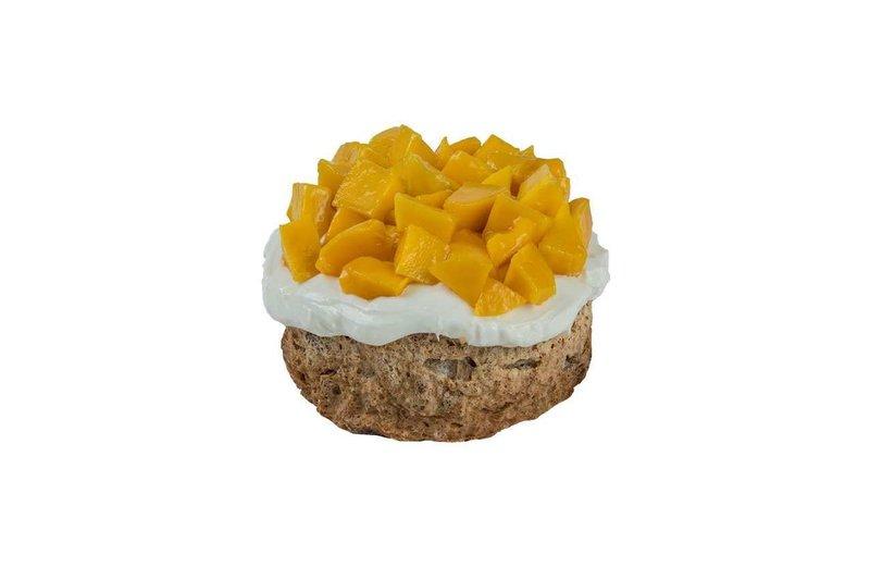 Petit Mostachón de Mango