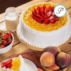 Tres Leches de Frutas