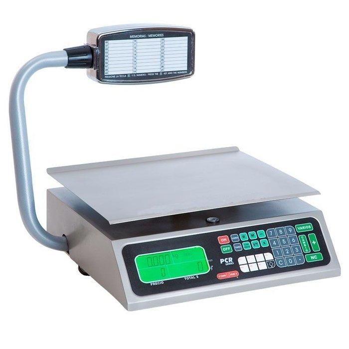 BÁSCULA ELECTRÓNICA TORREY PCR40T