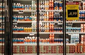 Refrigerador, negocio, mejor, eficiencia, elección, energía