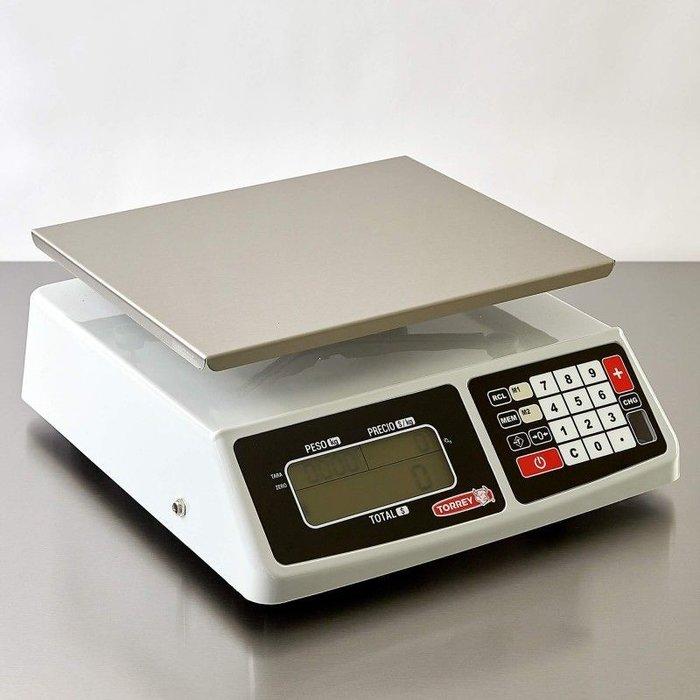 BASCULA ELECTRONICA SX15 SMART 15KG TORREY