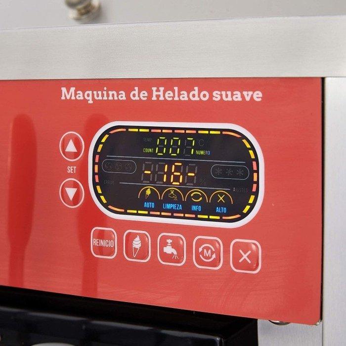 MÁQUINA DE NIEVE TORREY MN-110