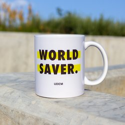 Taza World Saver