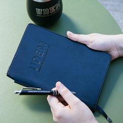 Libreta ejecutiva con bolígrafo UDEM