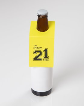 "Party Kit ""Class of 2021"" Prepa UDEM"