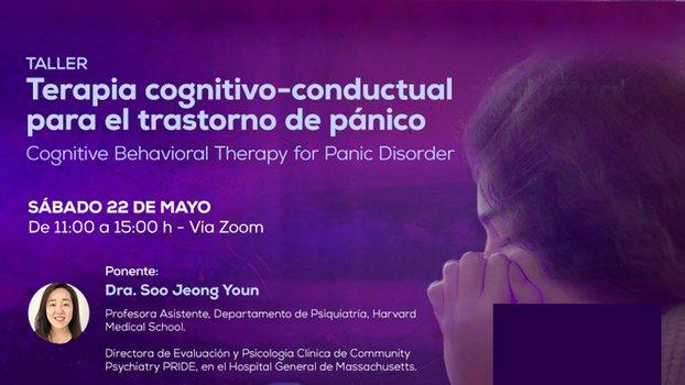 Taller: Terapia cognitivo-conductual para el trastorno de pánic