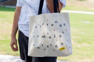 Tote Bag Rain