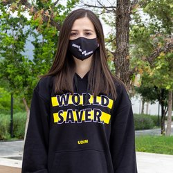 Sudadera World saver