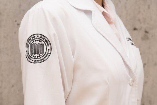 Bata Médica Personalizada