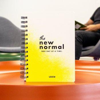Libreta The new normal