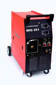 MAQUINA PARA SOLDAR HIGER MIG 250 BLACKSET