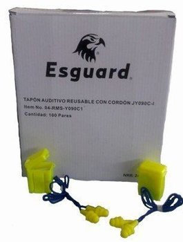 TAPON AUDITIVO REUSABLE ESGUARD