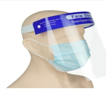 "CARETA FACIAL ""FACE SHIELD"""